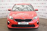 Track Red (FRD) KIA CEED 3 CD