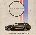 KIA ProCeed CD