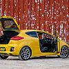 KIA CEED urban yellow