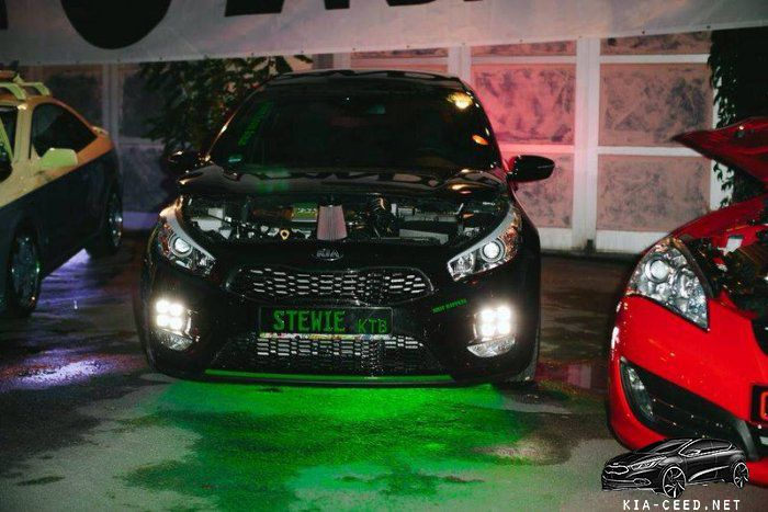 KIA CEED New Tuning