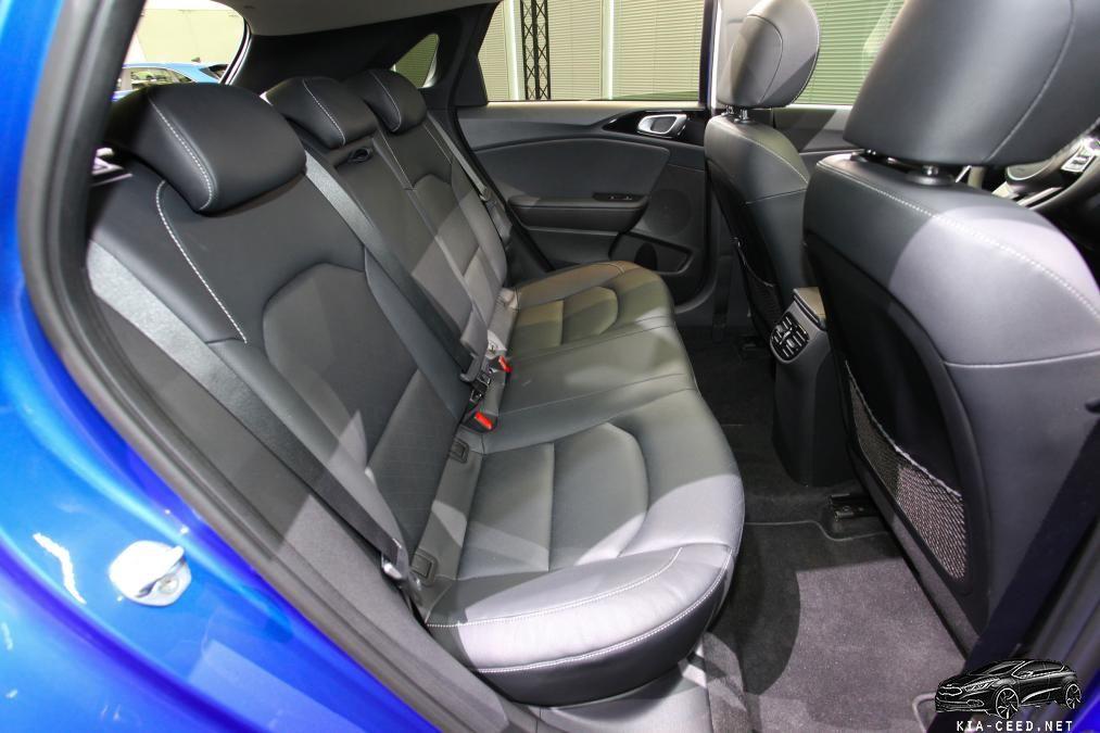 фото задних сидений ceed 2019 (III)