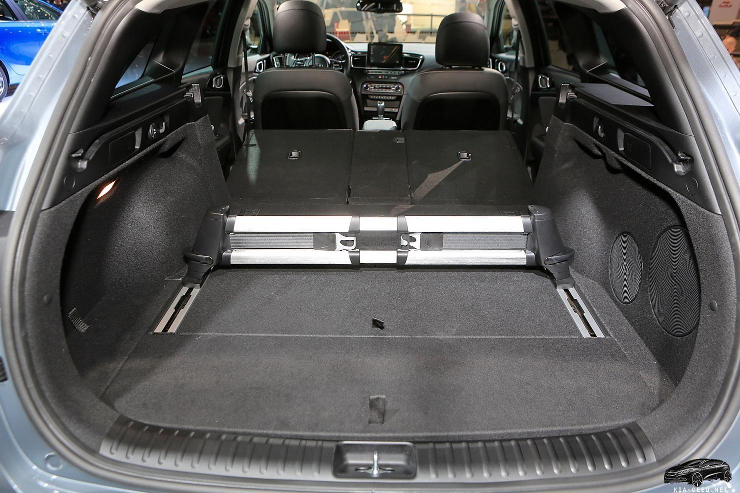 багажник KIA Ceed 2019 универсал