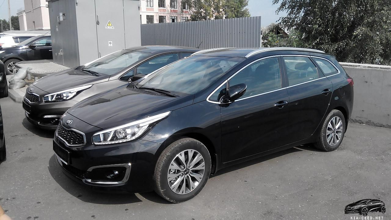 KIA CEED 2016  SW FACELIFT 1.6 GDI DCT